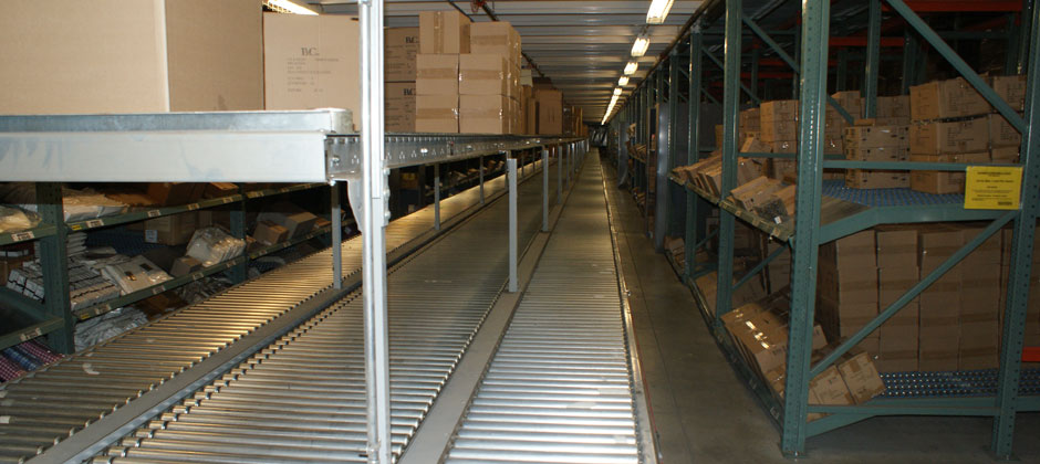 Mainway Handling & Conveyor Integration