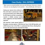 DHL Case Study
