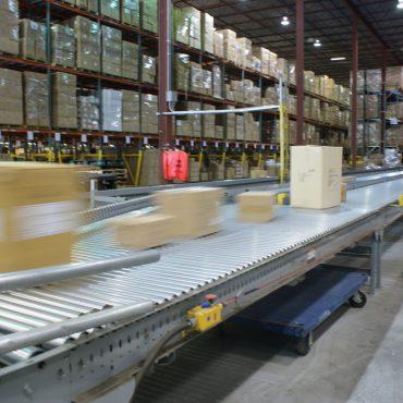 B & C | Mainway Handling & Conveyor Integration