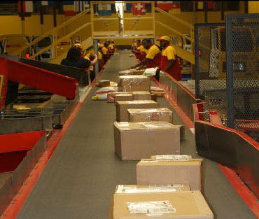 DHL | Mainway Handling & Conveyor Integration