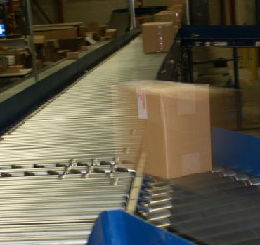 Giftcraft | Mainway Handling & Conveyor Integration